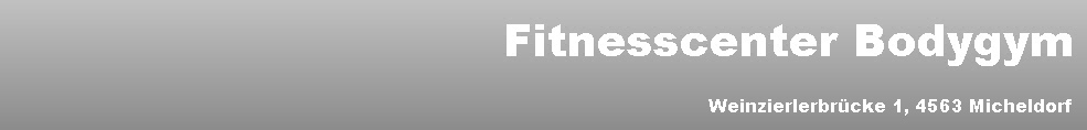 Leistungen - fitnesscenter-bodygym.at